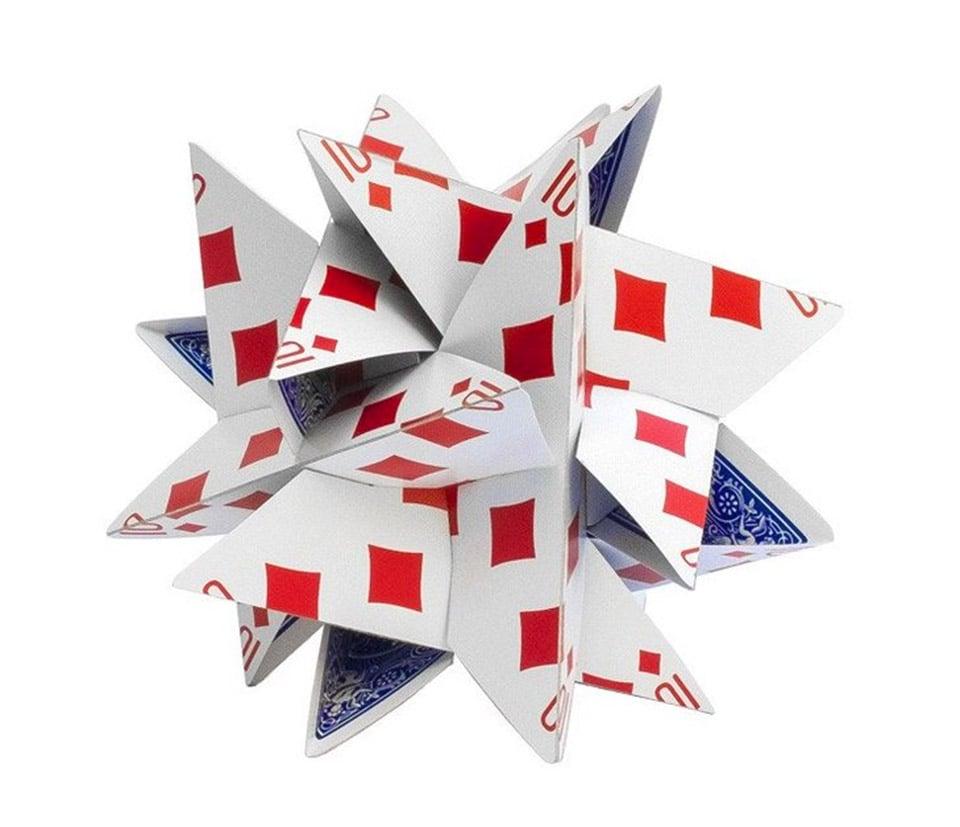 3D Card Star