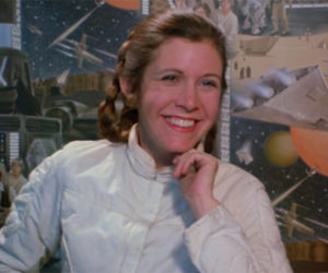 Star Wars: A Tribute to Carrie Fisher