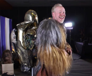 Adam Savage: Chewie & 3PO