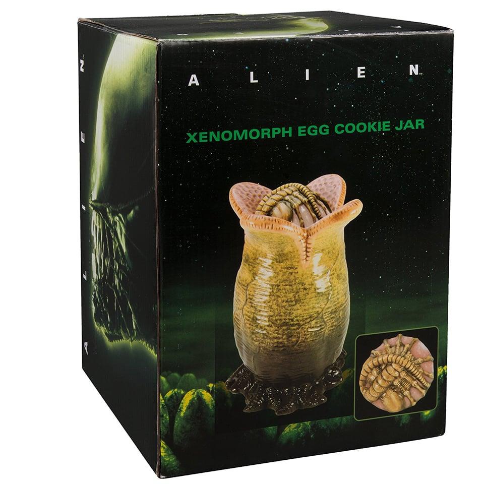 Alien Egg Cookie Jar
