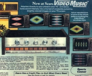 Retro Tech: Atari Video Music