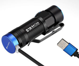 Best USB Rechargeable Flashlights