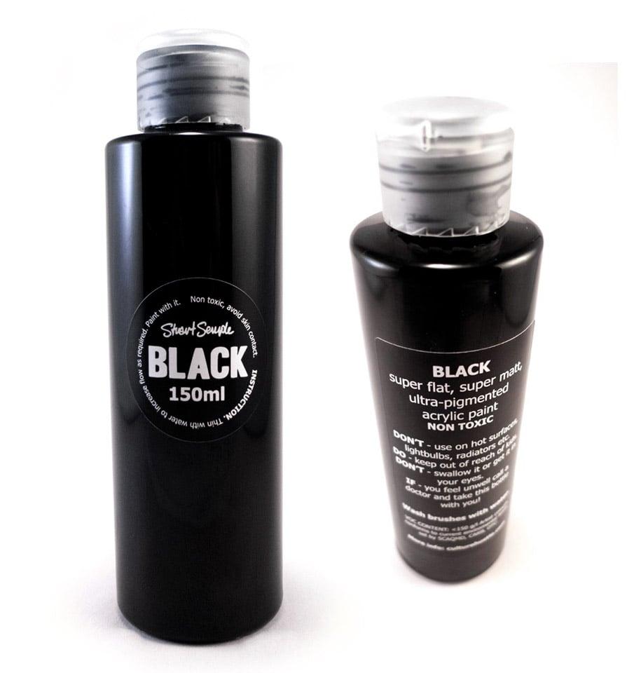 Black 2.0 Paint