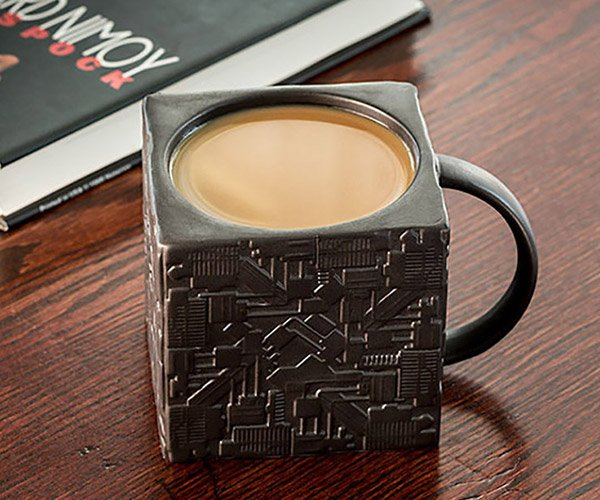 Borg Cube Coffee Mug