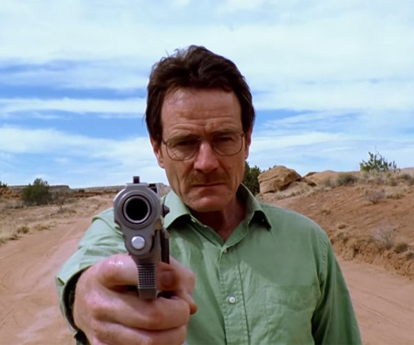 Breaking Bad: Crafting a TV Pilot