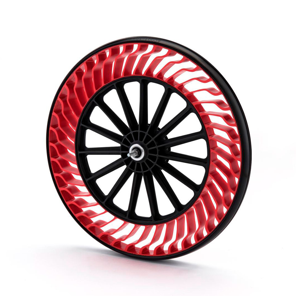 Bridgestone Air Free Bike Tires