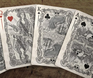 BV Cargo Master Playing Cards