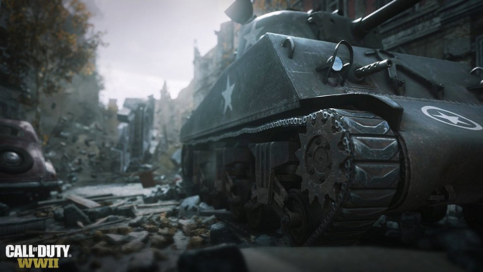 Call of Duty: WWII (Trailer)