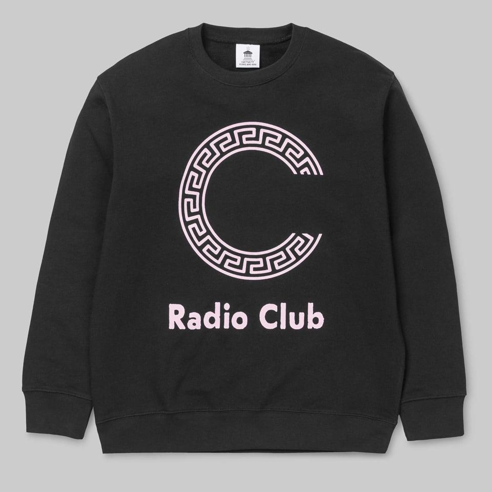Carhartt WIP Radio Club Collection