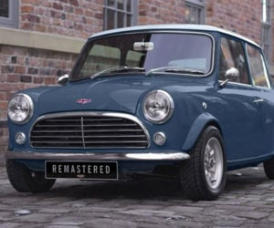 David Brown Mini Remastered