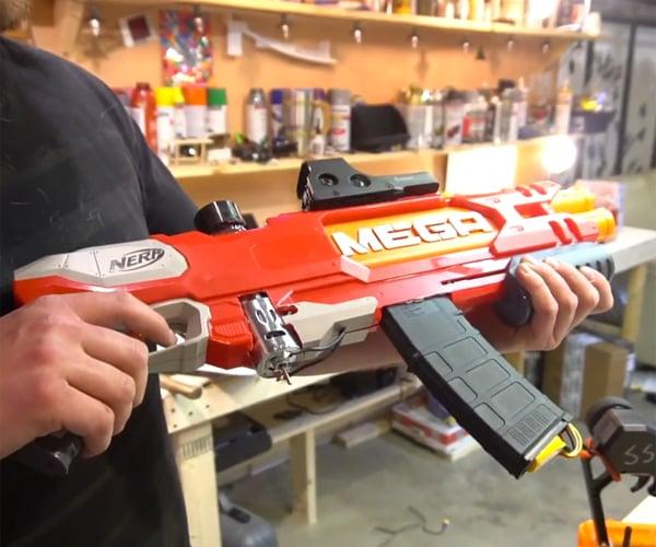 Deadly NERF Gun Mod