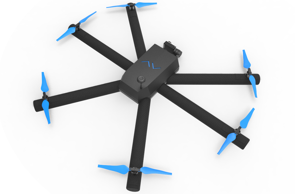 Diodon Inflatable Drone