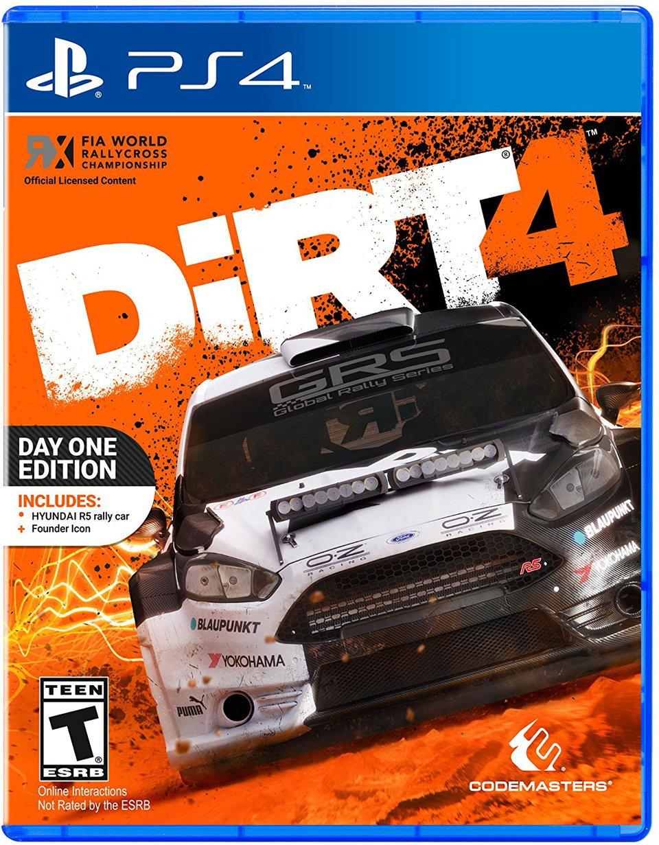 DiRT 4 (Trailer)