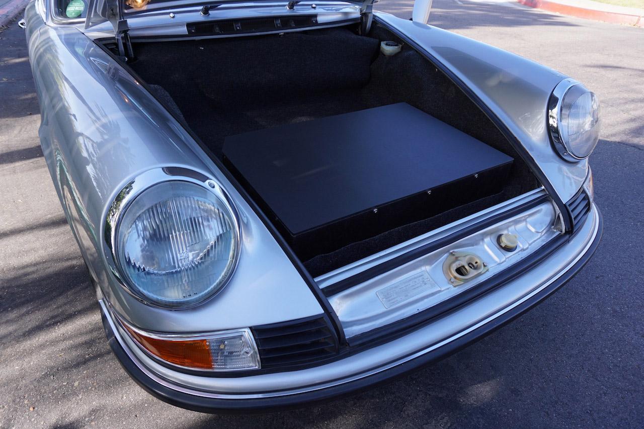 Electrified Porsche 911S
