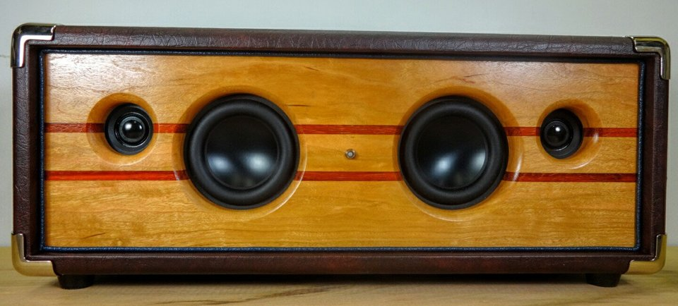 Fenton Creek WoodWorks Speakers