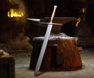 Forging Ned Stark's Ice