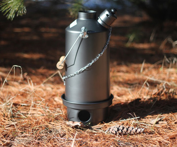 Ghillie Kettle