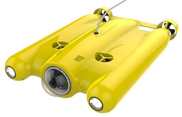 Gladius Submersible Drone