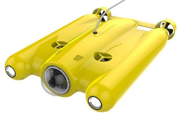 Gladius Submersible Drone
