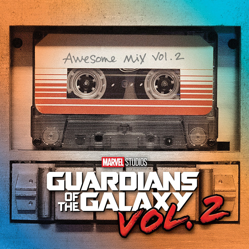 GotG Awesome Mix Vol. 2