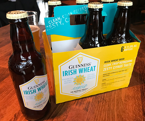 Guinness Irish Wheat Beer