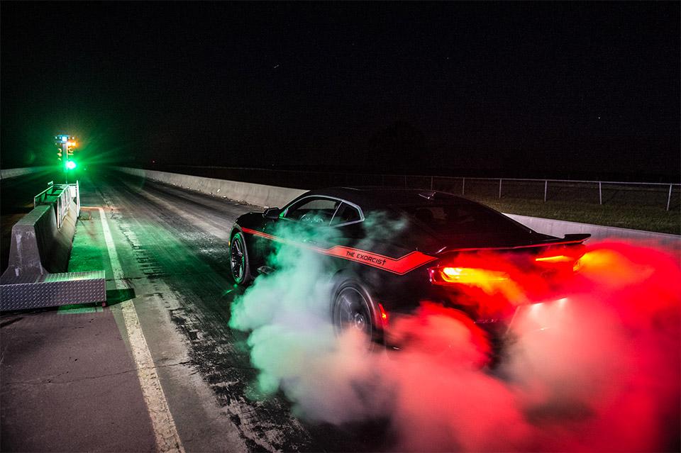 Hennessey The Exorcist Camaro