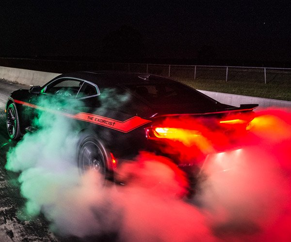 Hennessey The Exorcist Camaro