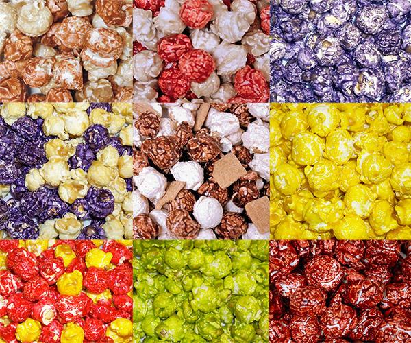 HR Poppin' Snacks Popcorn