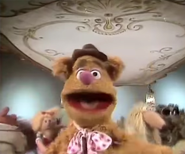 Fozzie Cent: In Da Club