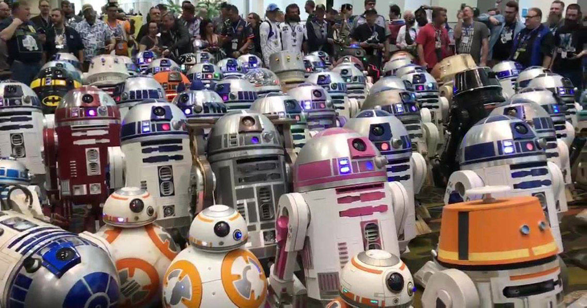 Invasion of the Droids
