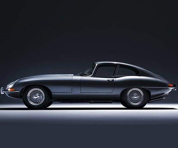Jaguar Classic E-Type Reborn