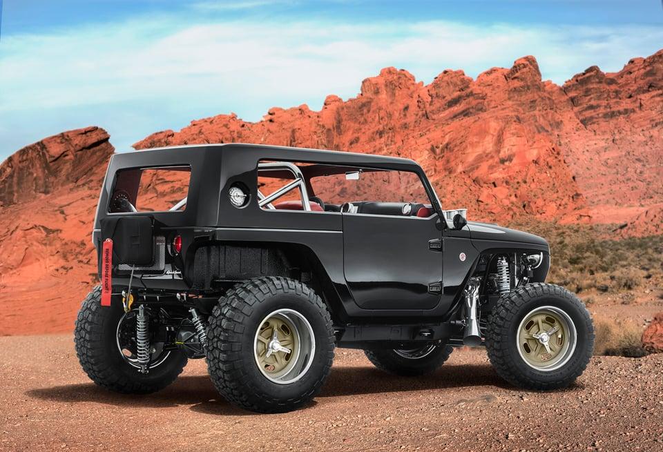 2017 Jeep Mopar Concepts