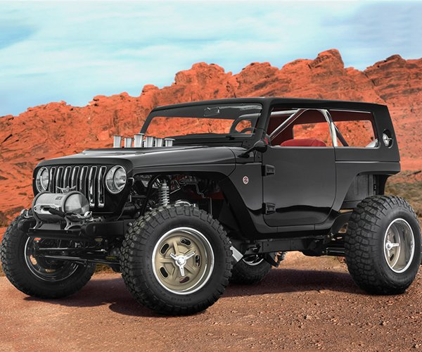 2017 Jeep Mopar Concepts