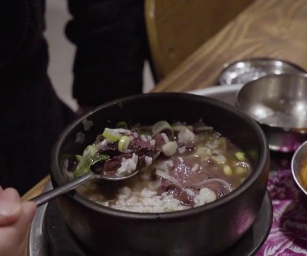 Korea's Hangover Soup