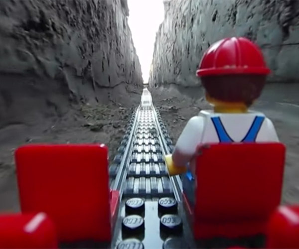 VR LEGO Train