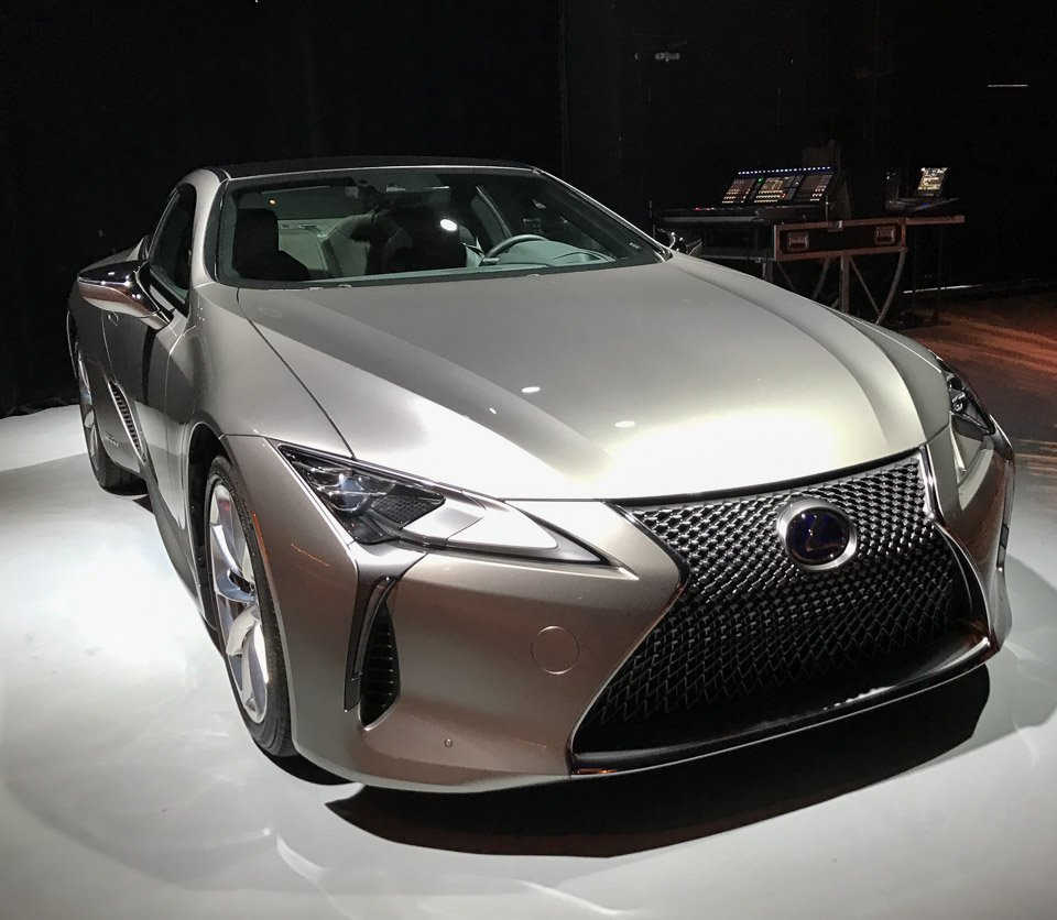 Lexus x Mark Levinson