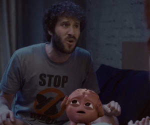 Lil Dicky: Pillow Talking