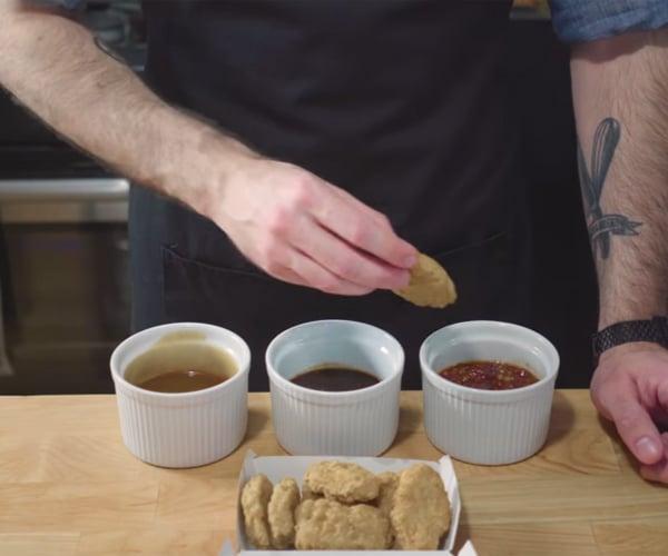 Making McDonald's Szechuan Sauce