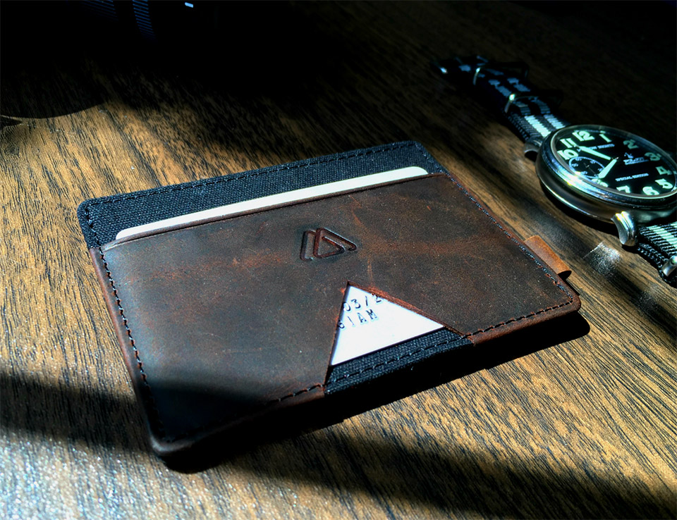 Mark Minimal Cardholder Wallet