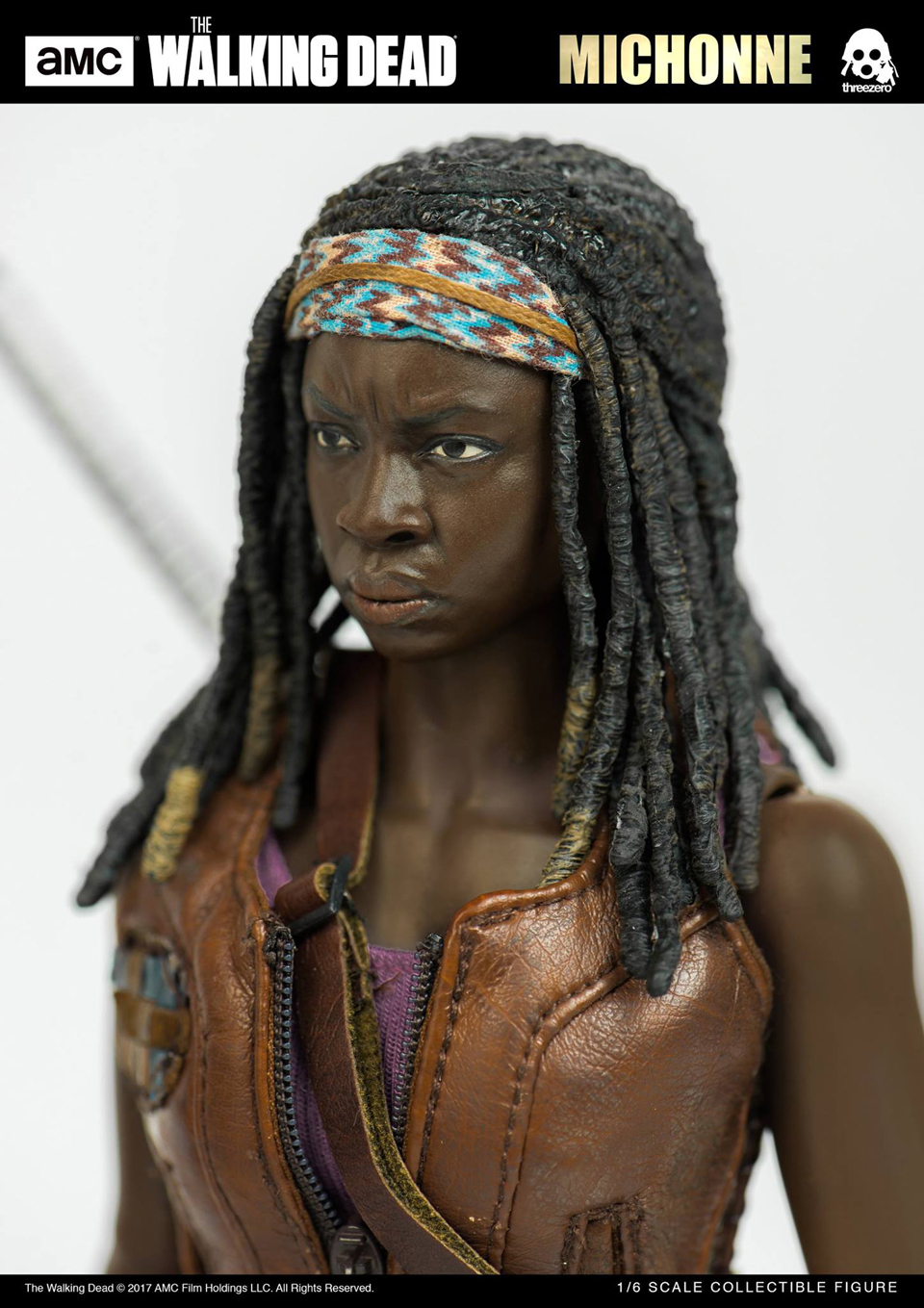 Michonne & Pets Action Figures