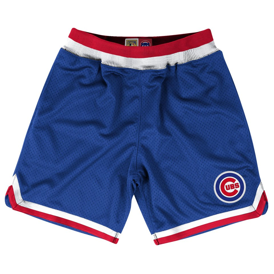 Mitchell & Ness Playoff Win Shorts