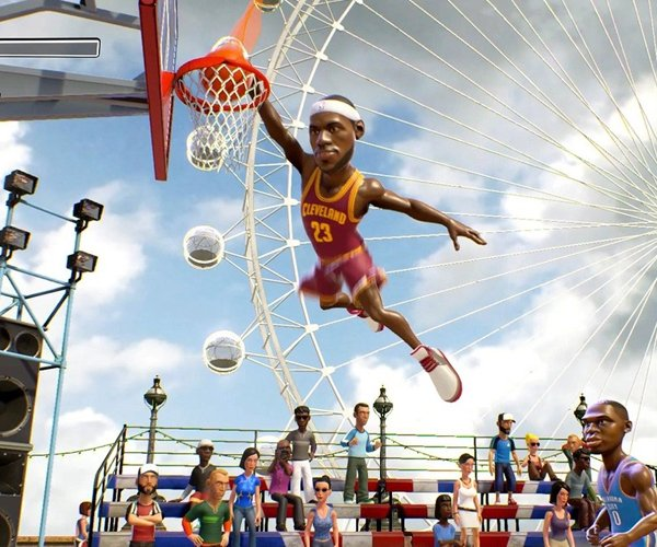 NBA Playgrounds (Trailer)