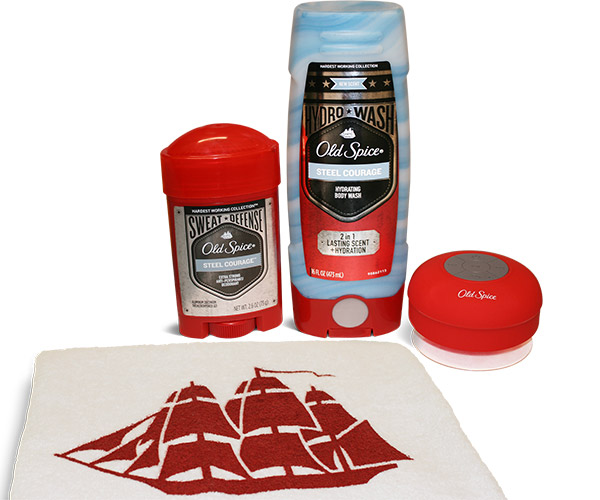 Win: Old Spice Hydro Wash Pack