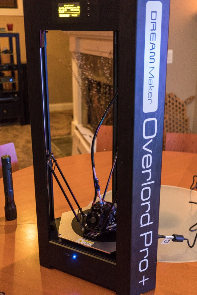 Overlord ProPlus 3D Printer
