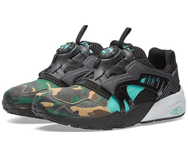 Puma x Atmos Disc Blaze Night Jungle