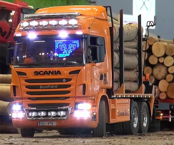 R/C Truck Festival