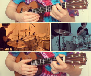 Californication on Ukulele