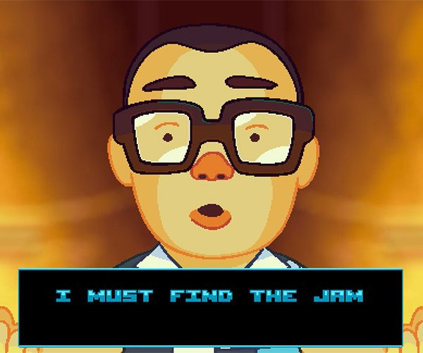 Ronald Jenkees: Quest for the Jam