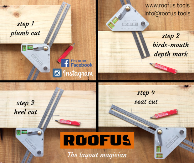 Roofus Carpentry Tool
