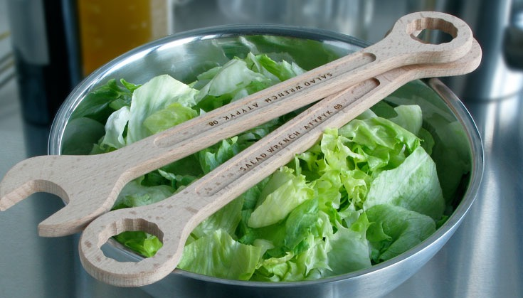 Salad Wrenches